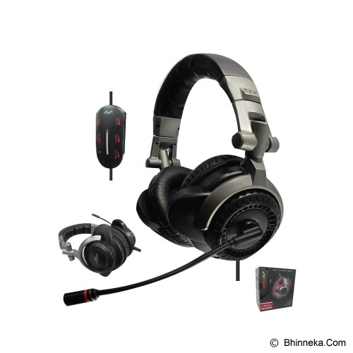 AVF Headset [HM 950] - Black - Gaming Headset